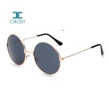 f43d4e6917a9 2018 Fashion Round Metal Frame Sunglasses Men Women Retro Classic Prince  Mirror Circle Round Sunglasses Muti