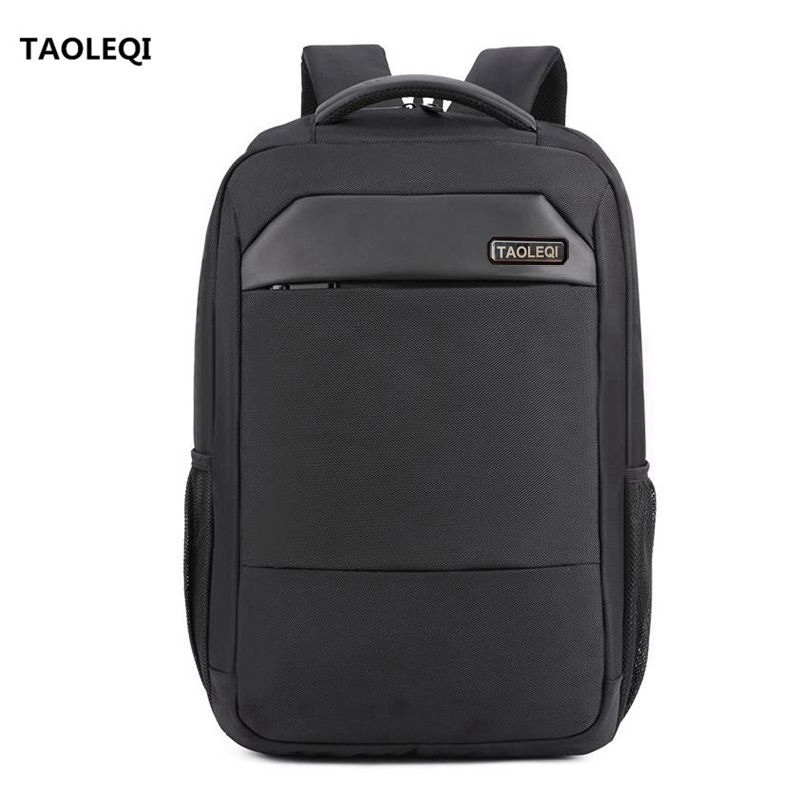 2017 TAOLEQI Anti-theft Waterproof Women's Men's Backpack Bag Women Casual Travel Backpack Men Business Laptop Backpack 17 Inch