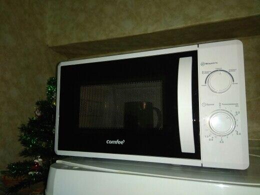Микроволновая печь Comfee CMW207M02W [Официальная гарантия 1 год, Доставка от 2 дней]