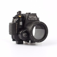 Meikon 40M / 130ft Waterproof Underwater Camera Housing Case Bag for Canon 550D T2i Camera