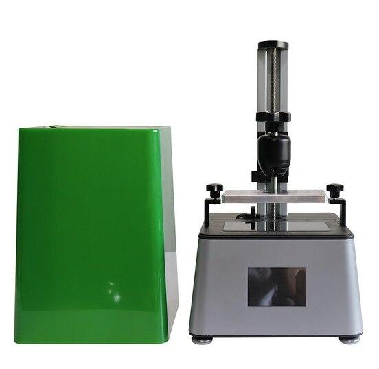 Nuovo 2018! 3D stampante DLP/LCD-ZOBU 3D ARTEL. Spedizione gratuita! LCD 2 k con ombra maschera, la stampa 405nm resina
