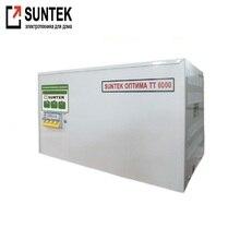 Стабилизатор напряжения тиристорный SUNTEK Оптима ТТ 6000 ВА