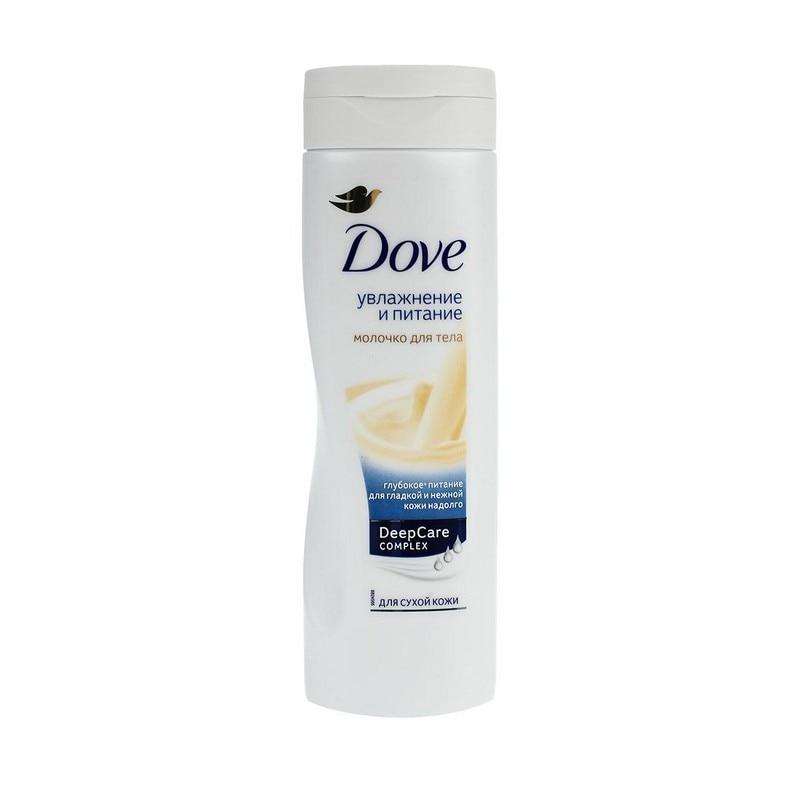 """Dove молочко для тела """"Увлажнение и питание"""", 250 мл"""