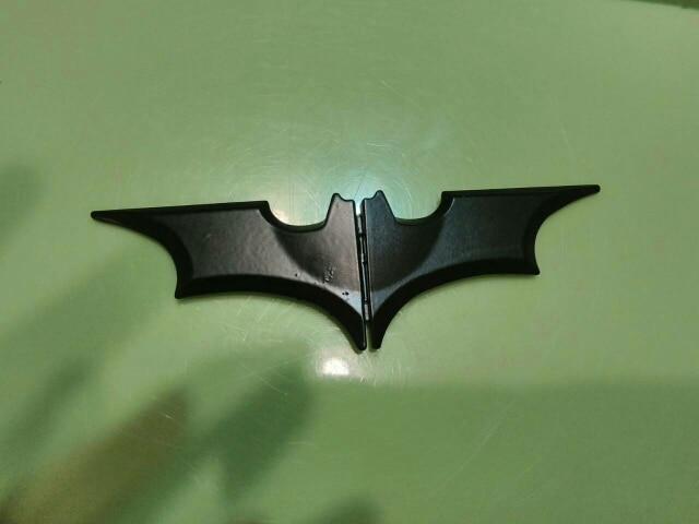 YIYOHI Cartoon Batman Metallic Money Clip Fashion Magnetic Folding Card Dollar Cash Holder Wallet Money Holder Wallet For Gift photo review