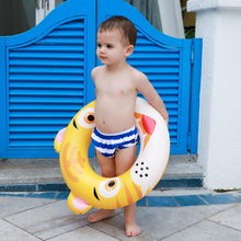 Детское кольцо для купания детский надувной плавающий купальник