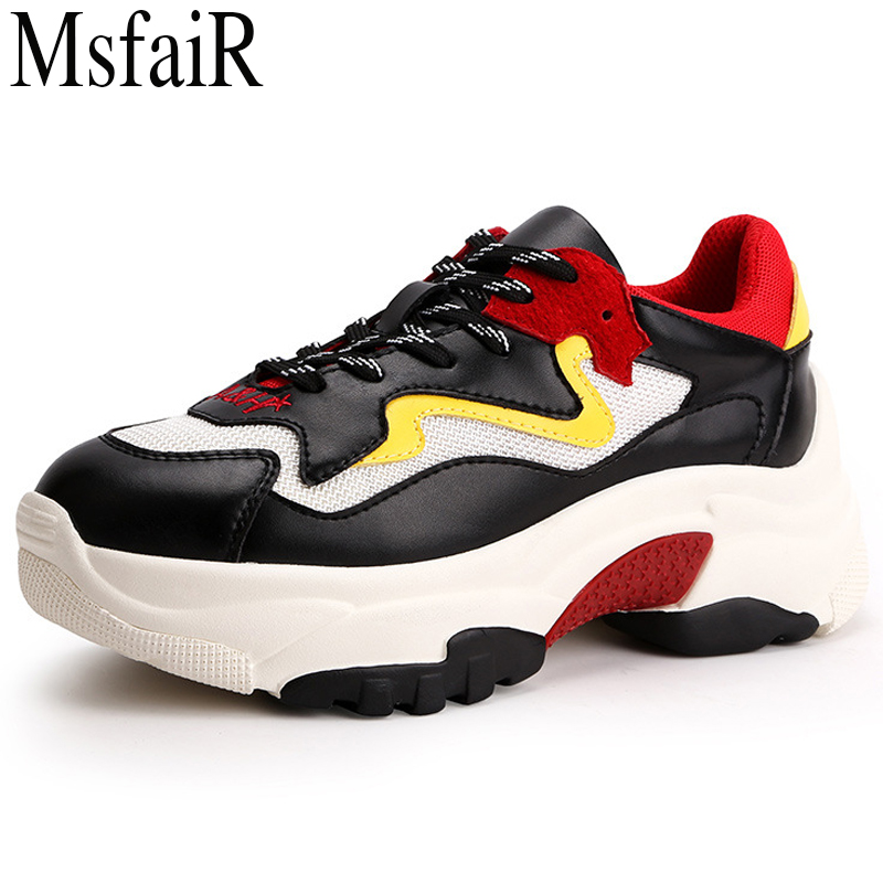 MSFSIR Women's Running Shoes Woman Brand Outdoor Athletic Sport Shoes For Women Summer Breathable Mesh Run Womens Sneakers tba breathable running shoes for men lovers sport run women brand summer outdoor athletic mesh men s sneakers large size 34 47