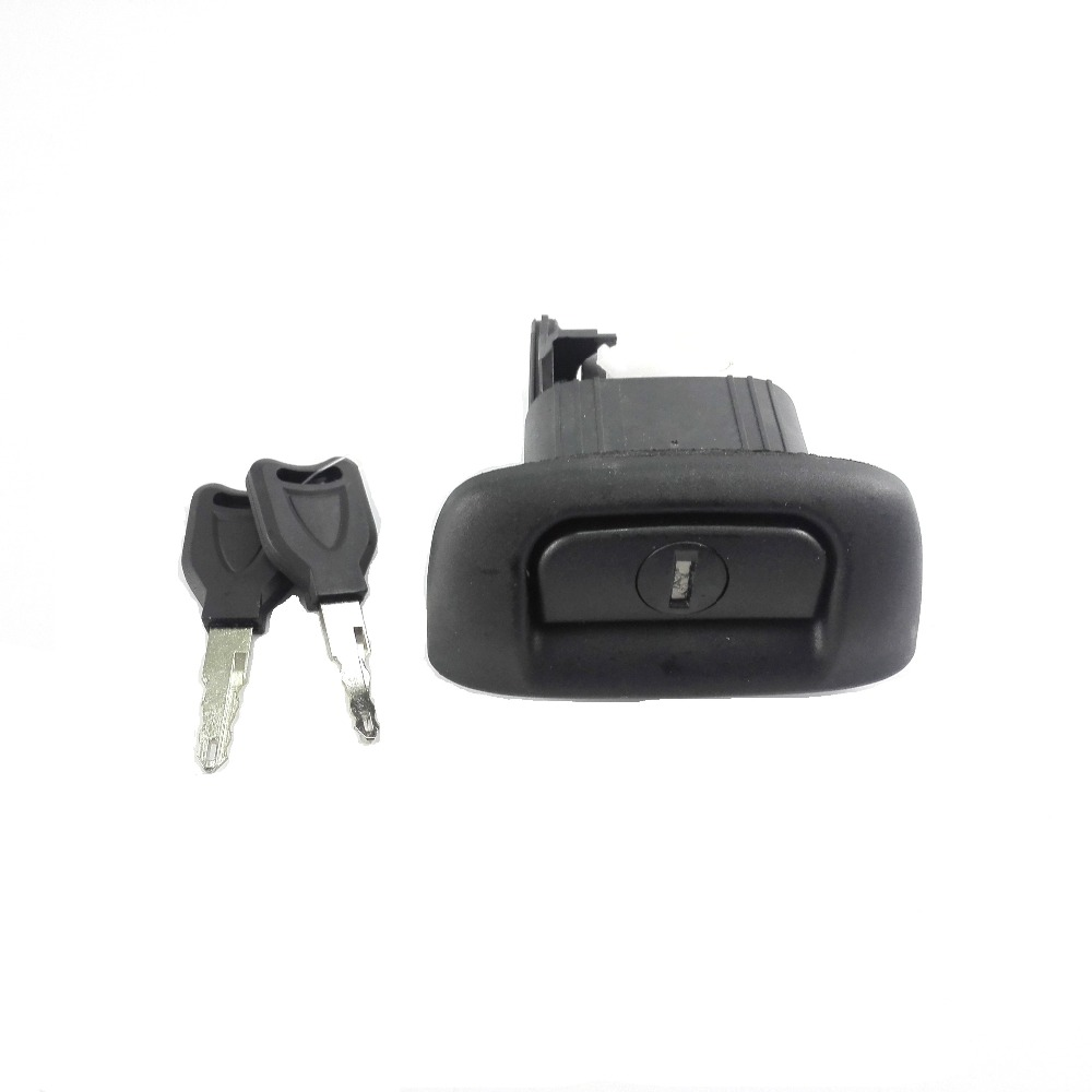 Luggage Lock with key switch for Renault Logan Clio Sedan 7700431773 7701472508 for Renault Clio Thalia 1998-2010 7700431773 7701472508 trunk lock with key switch for renault logan clio sedan for for renault clio thalia 1998 2010