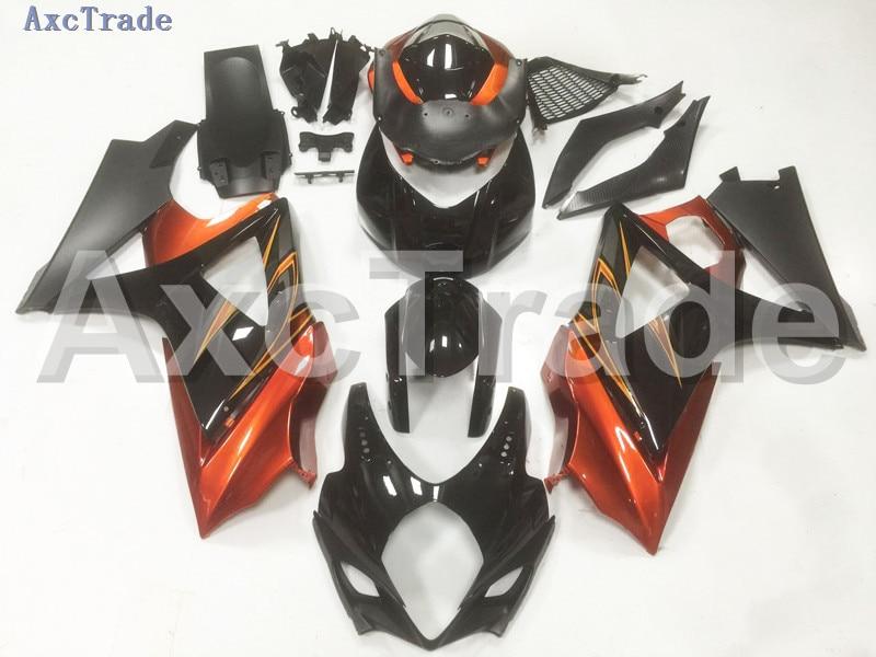 Motorcycle Fairings For Suzuki GSXR GSX-R 1000 GSXR1000 GSX-R1000 2007 2008 07 08 K7 ABS Plastic Injection Fairing Kitg Black r 07