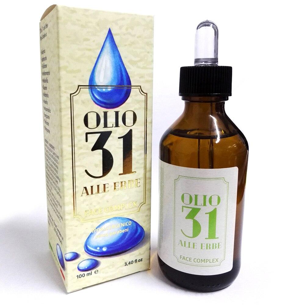 31 aceite balsámico a 31 articulaciones frías a base de hierbas naturales dolen el complejo facial de 100 ml