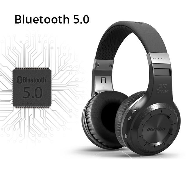Bluedio HT Wireless Bluetooth Headphones  Wireless Headset With Microphone  For Mobile Phone Music Earphone ... 290c600e0f