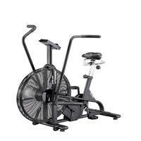 Cardio Equipment Air indoor cycling Bike Commercial use fitness Equipment Air Bike for crossfit training gym fitness Air Bike