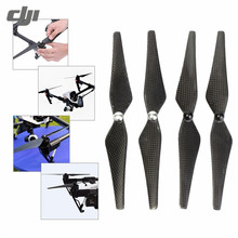 DJI Phantom 2/Phantom 3 Spare Part RC Quadcopter Drone FPV DIY 4PCS Carbon Fiber Self-Locking Blades 9450 Propeller