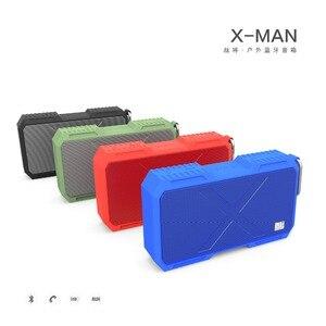 Image 5 - Bluetooth Loa NILLKIN 2 trong 1 Bộ Sạc Điện Thoại Ngoài Trời Bluetooth 4.0 Loa ngân hàng Điện trạm trong 1 âm nhạc hộp loa protable