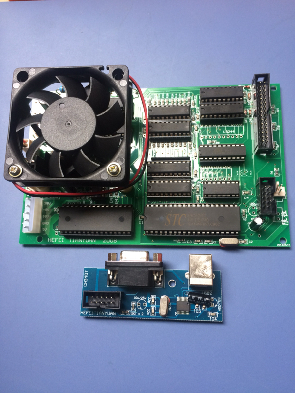 China brand Cutting plotter Mainboard with connect board mainboard connect