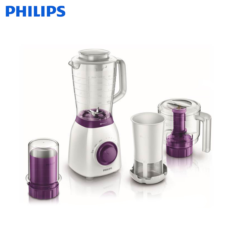 Blender Philips Viva Collection HR2166/00 миксер philips hr 3740 00 viva collection