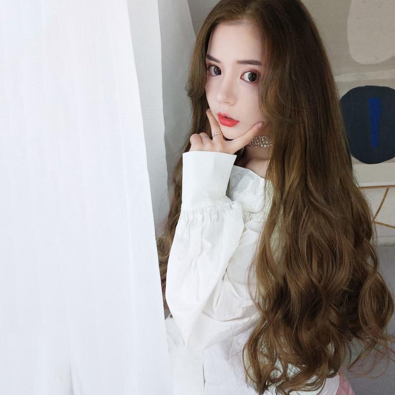 WOKALI Fashion ladies hair wax fluffy modeling Hair care Long lasting stereotype Hair gel 100g