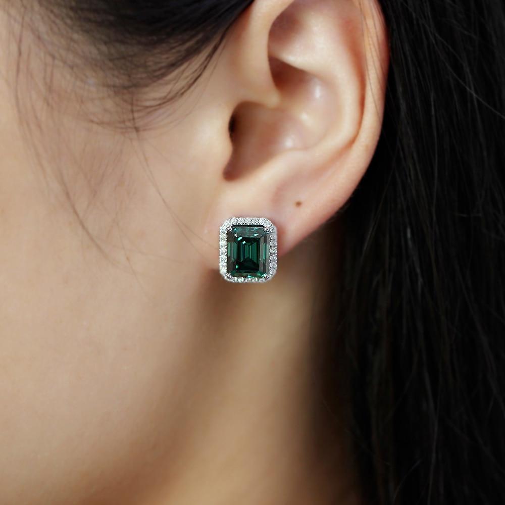 emerald stud earrings (9)