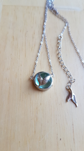 Jewel Of The Sea Mermaid Necklace photo review