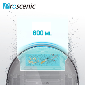 Image 4 - Proscenic 800T Robot Vacuum Cleaner Big Dust Box Water Tank Wet Mopping App Control Auto Charge 1800Pa Suction Robotic Vacuum
