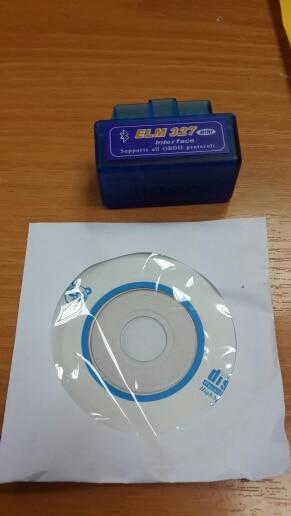 Последняя версия Mini ELM327 Авто сканер ELM 327 Bluetooth OBD2 для Android Крутящий момент OBDII автомобиля V2.1 транспортного средства сканирования инструмент диагностики