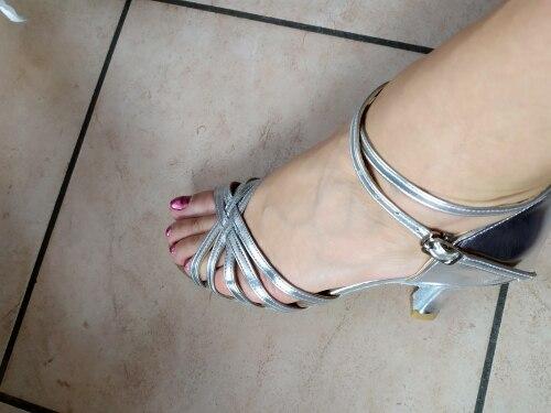Sapatos de dança Sapatos Latina Mulheres