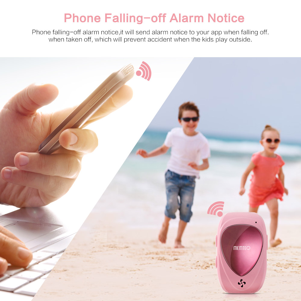 Pink GPS Watch Tracking Alarm Realtime IOS Android Call for Kids Tracker GPS Kids Smart Watch phone with Camera flashlight