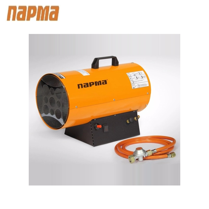 Gas fan heater PARMA TPG-15 Hotplate Facility heater Area heater Space heater все цены