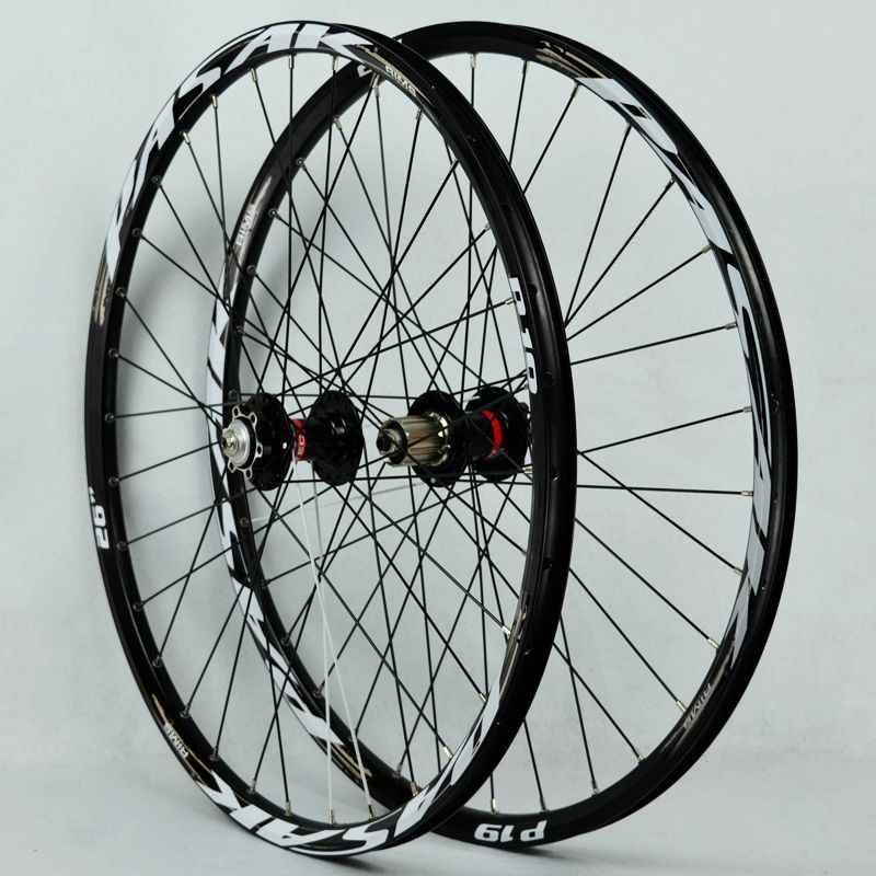 自転車ホイール novatec041042 joytech フロント 2 リア 4 ベアリング日本ハブスーパースムーズなホイールホイールセット Rim26 27.5 29in