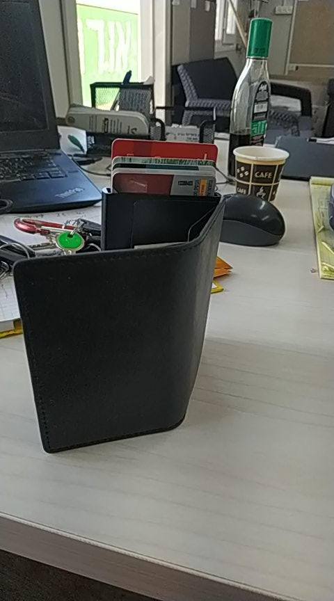 2019 New Hot Business Credit Card Holder Automatic Aluminium Alloy Male ID Cards Case Thin  Wallet Purse for Men Best Gift photo review