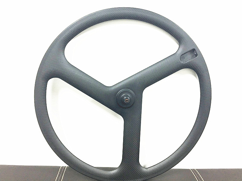 0936f4b57fb Super Light Tri spoke road OEM Carbon 3 Spoke bicycle wheel 3K Matt Rims-in Bicycle  Wheel from Sports   Entertainment on Aliexpress.com