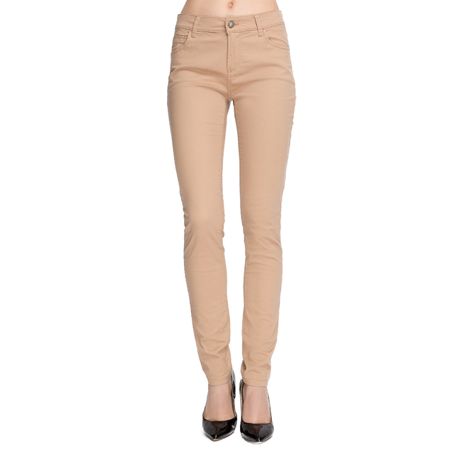 Обтягивающие брюки Gloria Jeans женские GPT003884