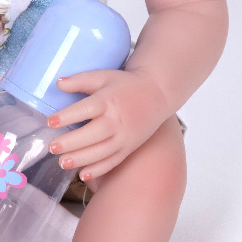Renacimiento HY Nueva Llegada 55 cm Reborn Babies Muñecas Juguetes - Muñecas y accesorios - foto 5