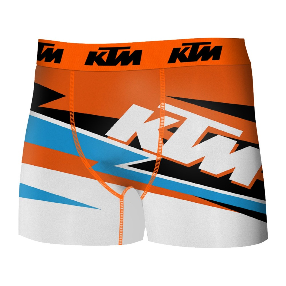 KTM boxer surprise pack of 5 or 10 units in various colors for men-4
