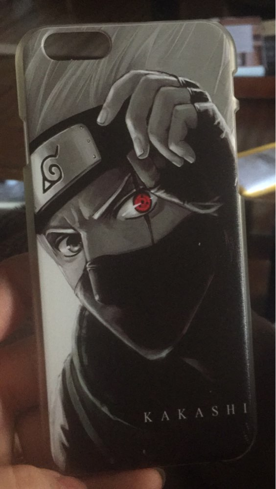 Naruto Print Phone Cases for iPhone photo review