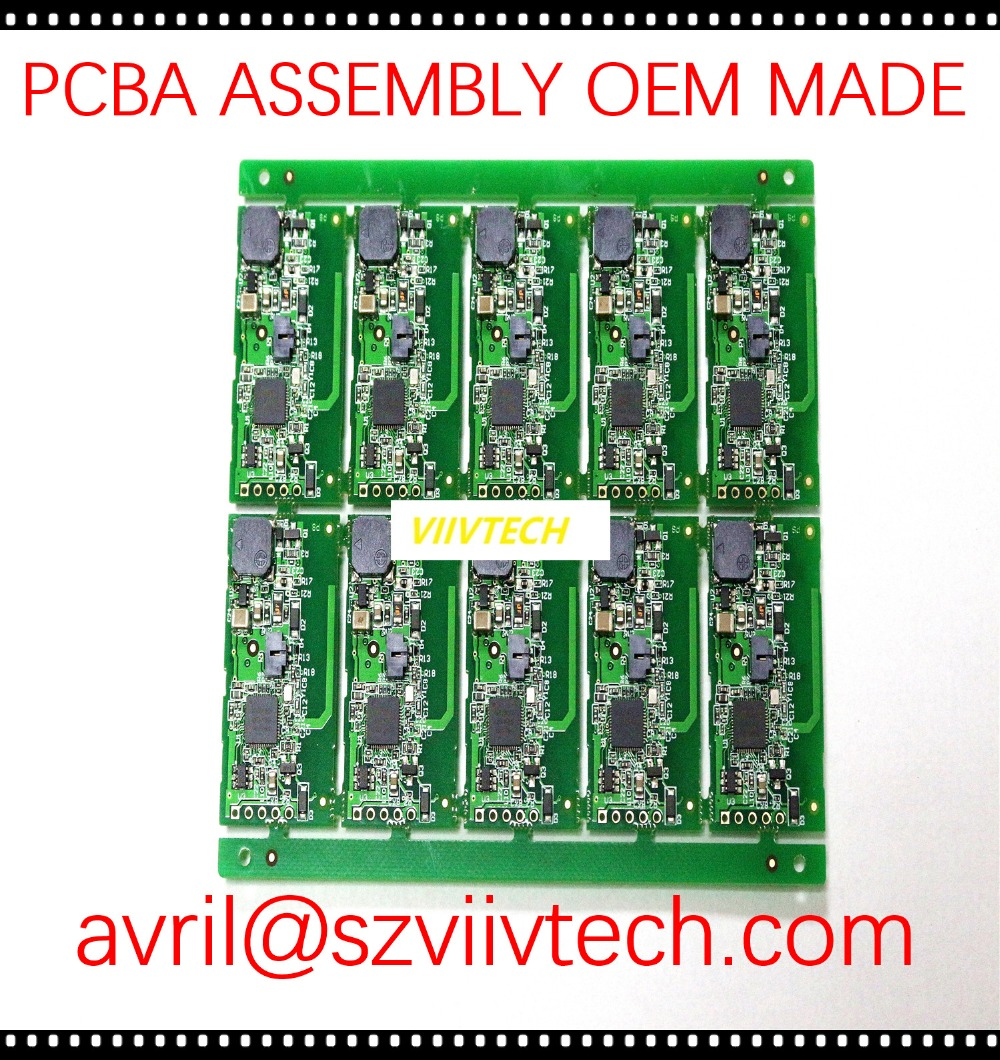 Professional Pcba Manufactuer Pcb Assembly Quickturn Factory In Oem Printed Circuit Board Usb