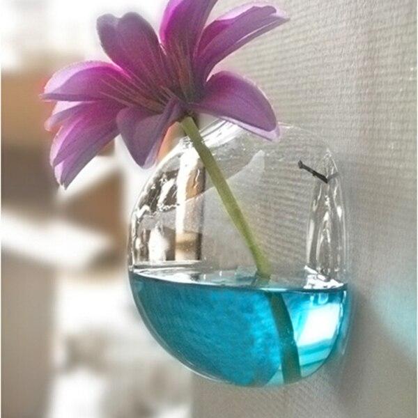 24 стиля стеклянная подвесная Ваза Бутылка Террариум гидропонный горшок Декор цветочные растения контейнер орнамент микро пейзаж DIY домашний декор - Цвет: 12CM