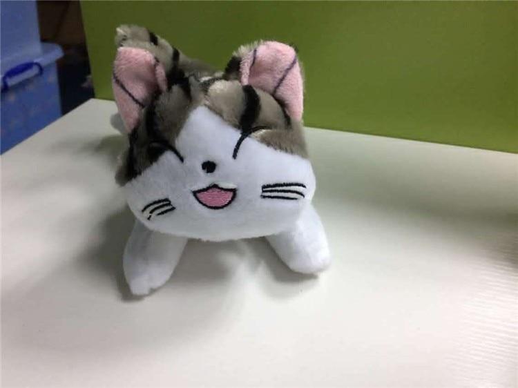 Lodra prej pelushi Chi mace të mbushura dhe kukulla të buta - Lodra prej pelushi - Foto 5