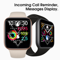 42mm Bluetooth Smart Watch Series 4 Upgrade 1:1 SmartWatch case for apple iphone 6s 7 8 X plus for samsung Smart Watch honor 3