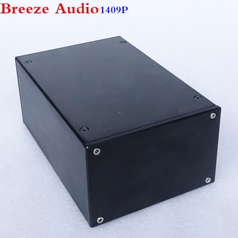 Breeze Audio & Weiliang Audio amplifier case power chassis aluminum case BZ1409P