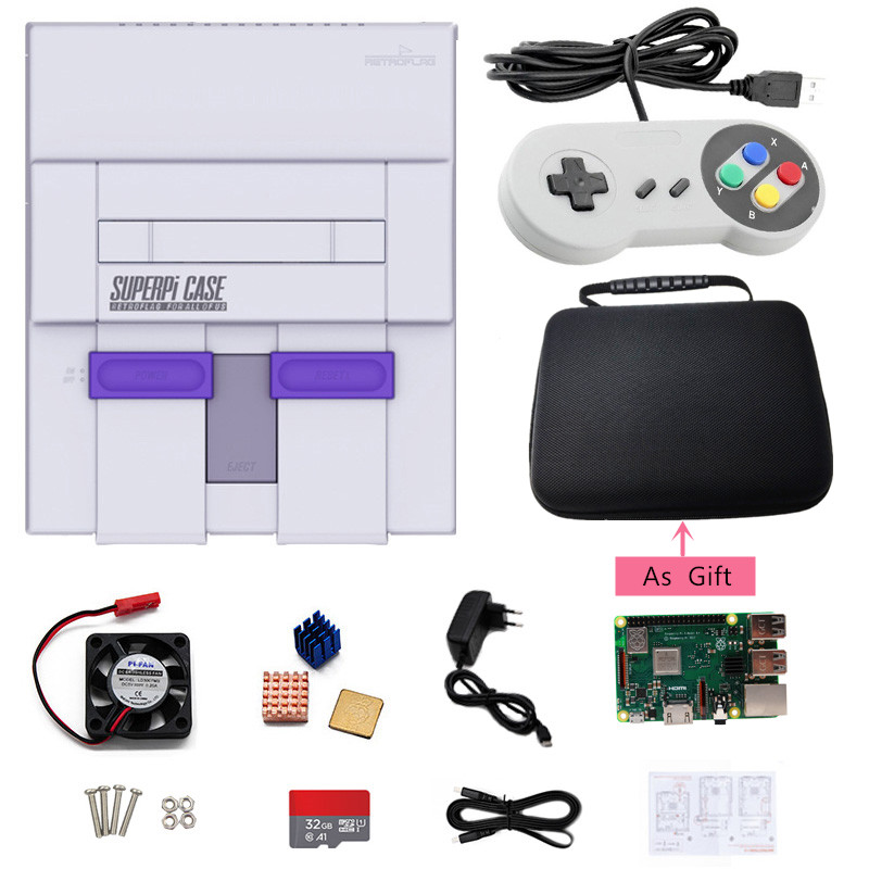Worldwide delivery raspberry pi 3 game console in Adapter Of NaBaRa
