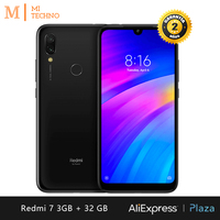 [Global Version] Xiaomi Redmi 7 Smartphone HD+6,26(3GB RAM + 32GB ROM, Dual SIM, 4000mAh Battery)