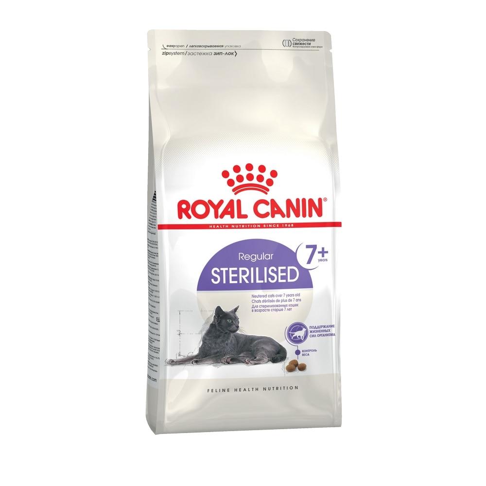Cat Food Royal Canin Sterilised 7+, 1,5 kg