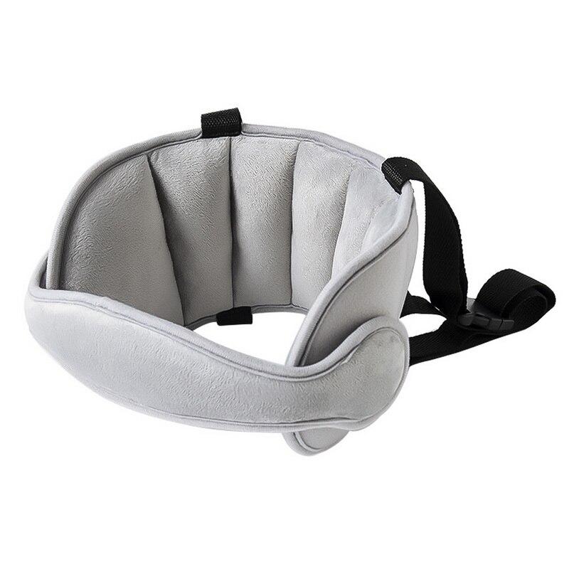 Head-Fixing-Belt Sleep Car-Safety-Seat Baby Child Gray Head-Support-Head