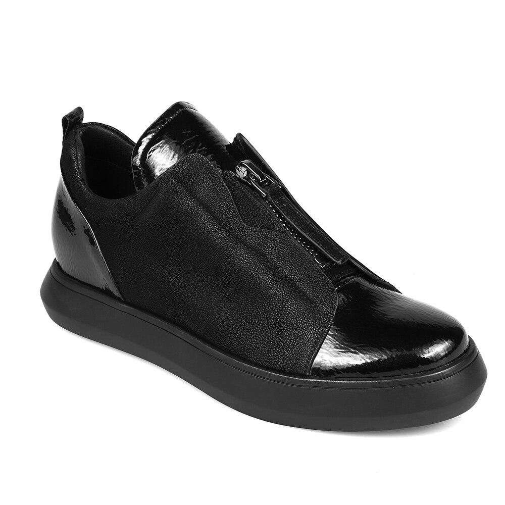AVILA RC620_AG010002-05-2-2 lisas das mulheres Sapatos Combinação de materiais artificiais das Mulheres para o sexo feminino