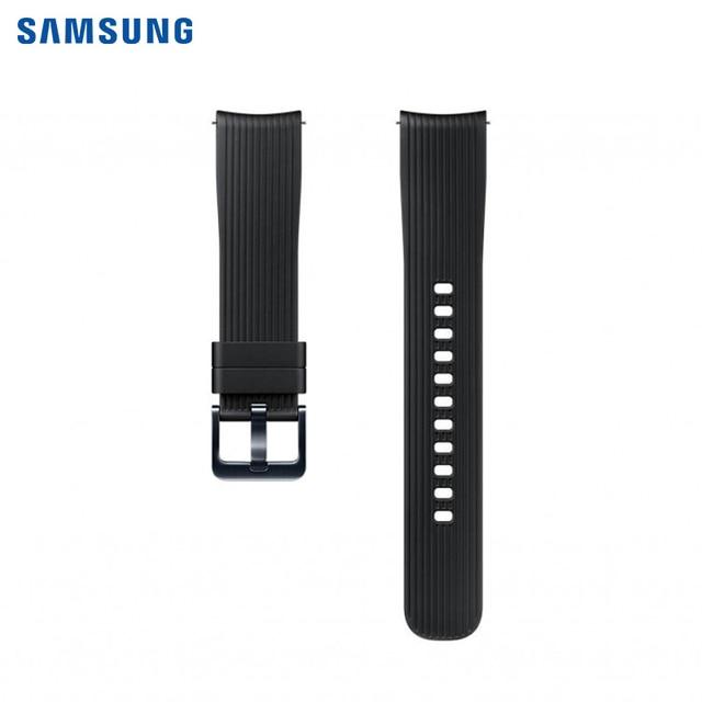 Силиконовый ремешок samsung Galaxy Watch (42 мм)