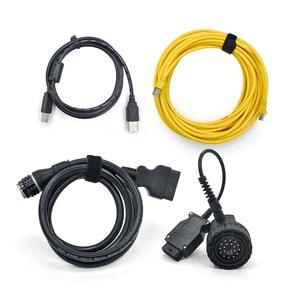 Image 5 - Для bmw ICOM A2 b c автомобильный диагностический инструмент с программным обеспечением 2018 Новый ICOM A2 для bmw с кабелем obd2 инструмент Бесплатная доставка DHL