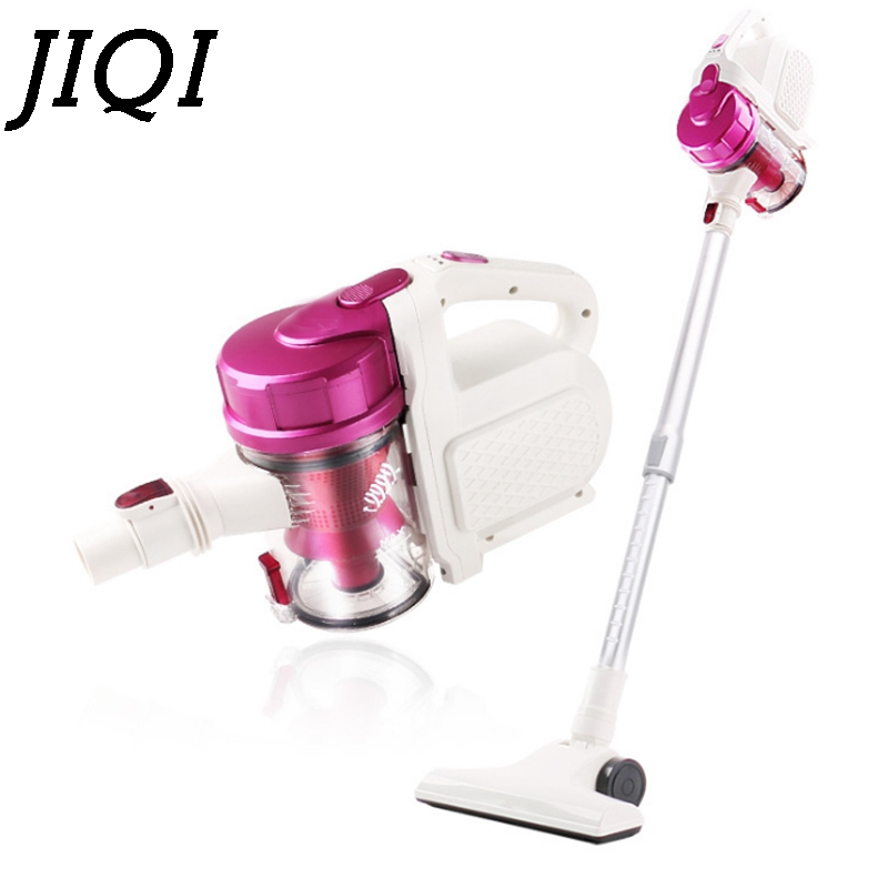 JIQI Cordless Rod Vacuum Cleaner Rechargeable Auto Wireless Mop Aspirator Handheld Dust Collector Car Cleaning Machine 110V 220V телевизор 28 lg 28mt42vf pz hd 1366x768 usb hdmi черный