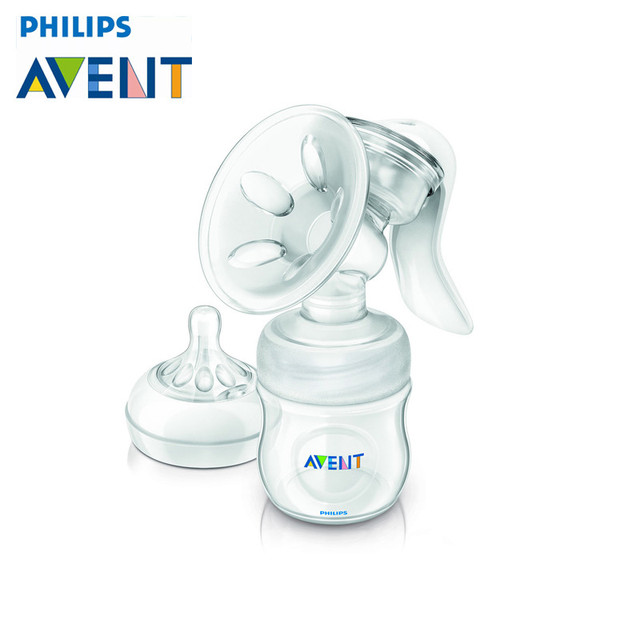Ручной молокоотсос Philips Avent Natural SCF330/20
