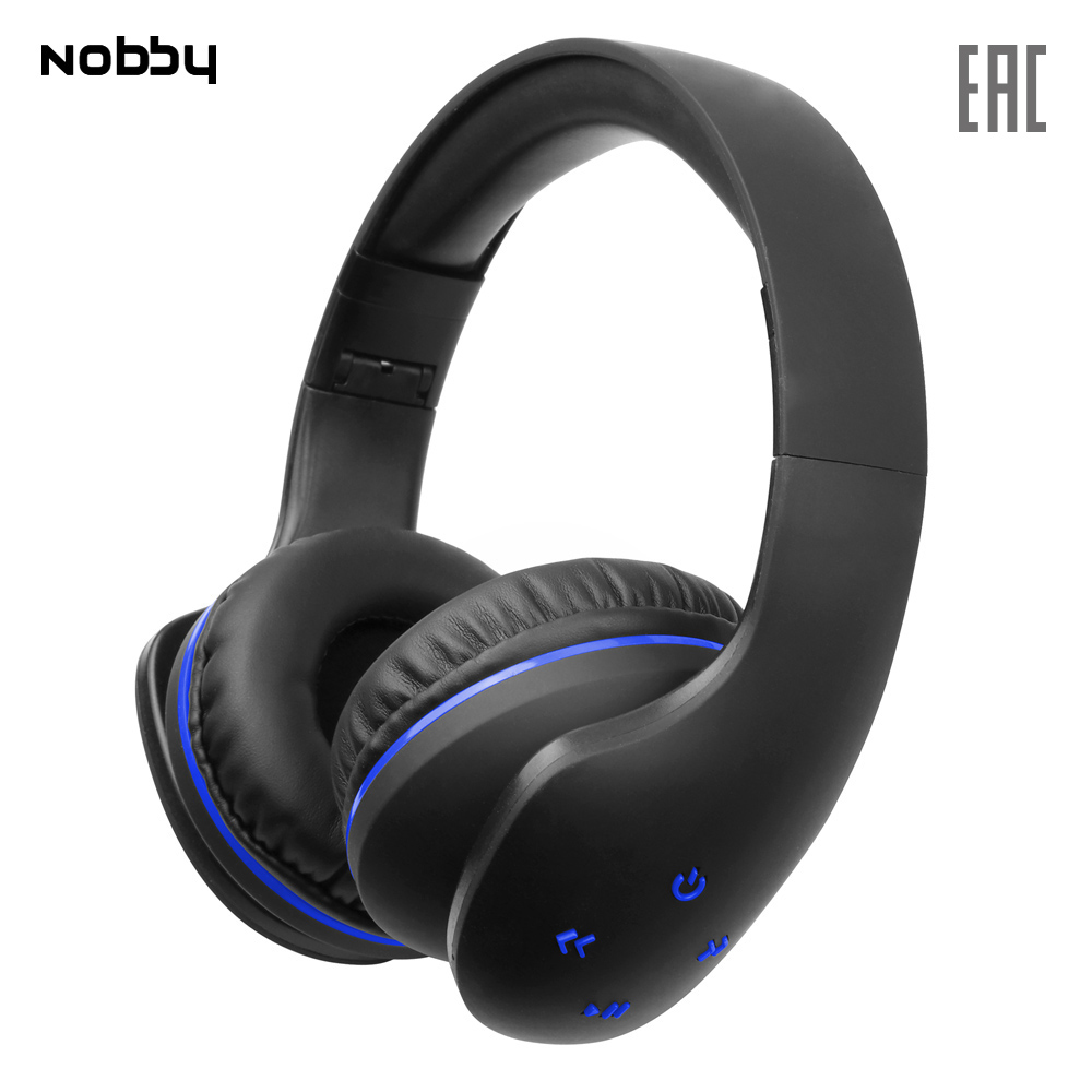 Earphones & Headphones Nobby NBC-BH-42-05 wireless bluetooth headset gaming for phone computer