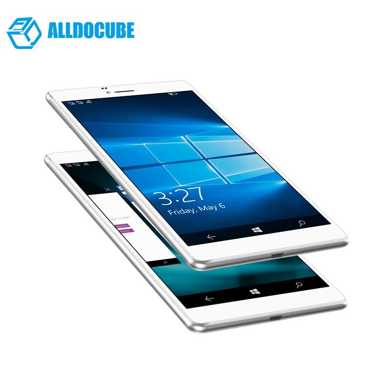 ALLDOCUBE Cube T698 WP10 4g Appel Téléphonique Tablet PC 6.98 pouce 720*1280 IPS Windows10 QualcommMSM8909 Quad Core 2 gb Ram 16 gb Rom GPS